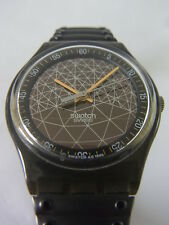 SRM103 Swatch - 1996 Solar 2000 Unicef Forum (Sunscratch) Automatic Authentic
