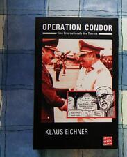 Operation Condor 2009 Eine Internationale des Terrors DDR CIA FBI Südamerika