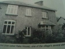ephemera 1990 wirral rake house the royal oak