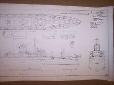 RMS SAXONIA ship /  boat / model / plan