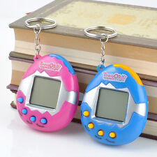 Retro Cyber Tamagotchi Solid Color Child Pet Game Electronic Pet Game Pet Toy