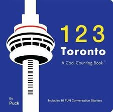 123 Toronto (Cool Counting Books)