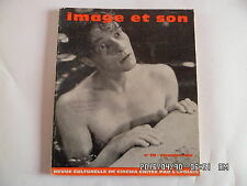 LA REVUE DU CINEMA IMAGE ET SON N°179 DEC 1964 JEAN LOUIS BARRAULT     G11