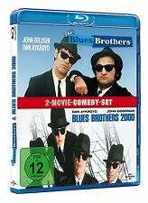 + 2 Blu-rays * THE BLUES BROTHERS + THE BLUES BROTHERS 2000 # NEU OVP