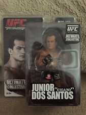 Round 5 UFC MMA Ultimate Edition UFC Junior Dos Santos Action Figure NIB NEW!