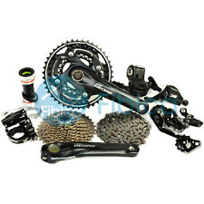 New Shimano Deore M610 MTB Group set Groupset 3x10-speed 7pcs M590 M595 upgrade