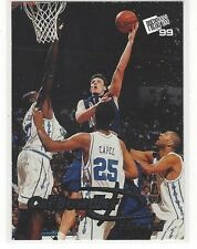 1999 PRESS PASS BASKETBALL SILVER CAL BOWDLER #13 - OLD DOMINION