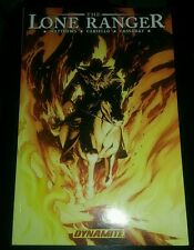 The Lone Ranger Volume 3 Dynamite Western Graphic Novel TPB Great Read comics