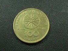 GREECE     100  Drachmes  1994