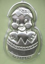 Wilton Easter Chick In Egg Cake Pan 1985 2105-2856 Holiday Baking Pan Peep