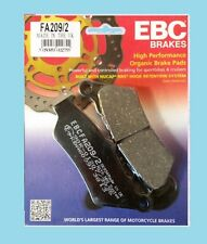 EBC FA209  Front Brake Pads for Yamaha XT XT660 R    2004 to 2015