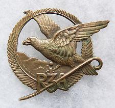 INSIGNE INFANTERIE - 3° Régiment d'Infanterie Alpine