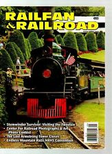 RAILFAN & RAILROAD MAGAZINE - September 2010