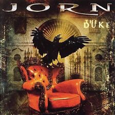 FREE US SHIP. on ANY 2 CDs! NEW CD Jorn: Duke