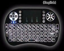 Mini Keyboard Wireless Backlight Air Mouse Remote With Touchpad***USA***