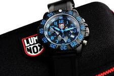 Luminox A.3083 Evo Colormark Chronograph Rubber 44mm Mens Navy Seal Swiss made