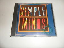 Cd  Simple Minds - The Promised