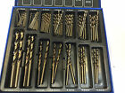 High Quality 99 Pc M35 Cobalt Drill tool Bits Set Stainless Steel Metal HSS-co