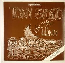 "12"" Maxi - Tony Esposito - Kalimba De Luna - B1695 - washed & cleaned"