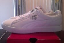 "PUMA x UNDFTD""CLYDE""RIPSTOP 11 WHITE/WHITE NIB MUST SEE!! FEW PAIRS ON EBAY!!"