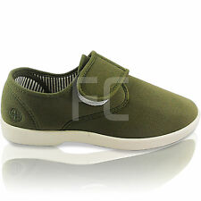NEW GENTS MENS WHITE SOLE VELCRO COMFORT WIDE FITTING SUMMER PUMPS SHOES SIZE