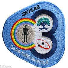 Skylab 4 Embroidered Patch (Official Patch) (10.5 cm x 10cm)