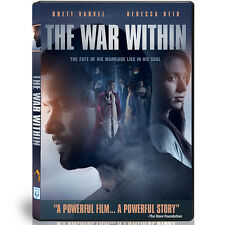 Christian Movie Store - The War Within DVD - New Sealed