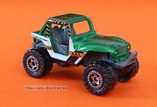 2010 Matchbox Loose MBX 4X4 Green MAT Adventure Team Multi Pack Exclusive