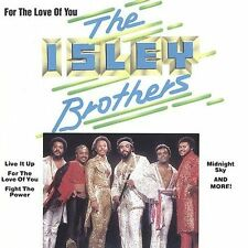 For the Love of You Isley Brothers MUSIC CD