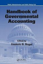 Handbook of Governmental Accounting (Public Administration and Public -ExLibrary