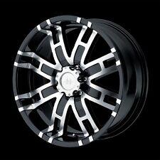 20 Inch Black Wheels Rims Chevy Tahoe Silverado 1500 GMC Sierra Yukon Suburban