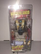 NECA Borderlands Claptrap! Original Yellow Figure