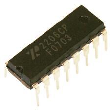 XR2206 Funktionsgenerator Sinus/Sägezahn 1MHz DIP16