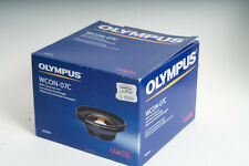 Olympus 0.7x Wide Conversion Lens  WCON-07C NIB