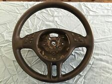99-06 E46 Sedan Or Coupe  STEERING WHEEL *OK CONDITION*