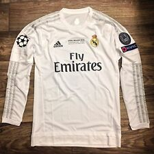 Real Madrid Ronaldo Men Medium Tight Fit Soccer Jersey Maillot