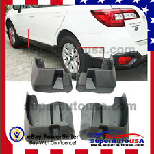 For 2015-2017 SUBARU OUTBACK OE Style Mud Flaps Splash Guards Fender Mudguard