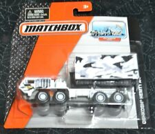 2015 MATCHBOX BIG RIGS OSHKOSH HEMTT A4 RARE VHTF