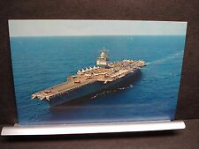 Aircraft Carrier USS ENTERPRISE CVN-65 Naval Cover unused post card