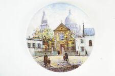 """Porcelaine de Limoges France """"L´Eglise Saint-Pierre"""" Louis Dali NEU 54"""