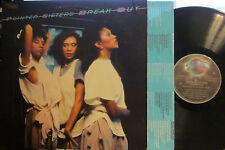 "► Pointer Sisters - Break Out  (remixed versions of ""Jump"" & ""I'm So Excited"")"