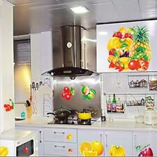 FRUITS WALL STICKERS FLOWERS PATTERN NEW WALL ART HOME DIY DECOR DECORATION