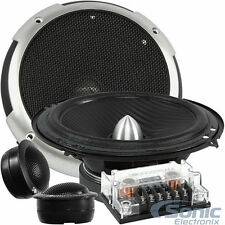 "Soundstream PF.6 120W RMS 6.5"" Picasso 2-Way Component Car Stereo Speaker System"