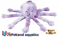 Gor Pets Dog Toy Gor Reef Octopus Mommy Crinkles Scrumples Honks & Squeaks 38cm
