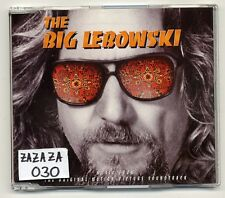 V.A. Maxi-CD Gipsy Kings Elvis Costello Kenny Rogers 3-track Promo Big Lebowski