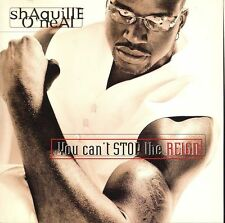 Shaquille O'Neal You Can't Stop The Reign CD RARE No Love Lost More To Life