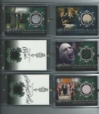 Harry Potter Goblet of Fire GOF Update Case incentive Ci2 Voldemort #/155