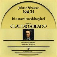 Abbado,Claudio - Bach: Brandenburgische Konzerte (Remastered)