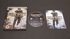 Call of Duty World at War Steelbook  ( Sony PlayStation 3 )