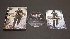 Call of duty world at war steelbook (Sony PlayStation 3)